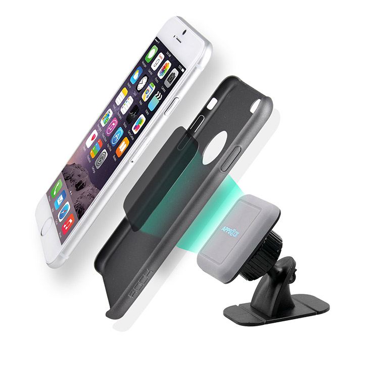 3M sticker Magnetic Car Phone Holder Mini Stand Cell Phone Magnet Mount Car Holder