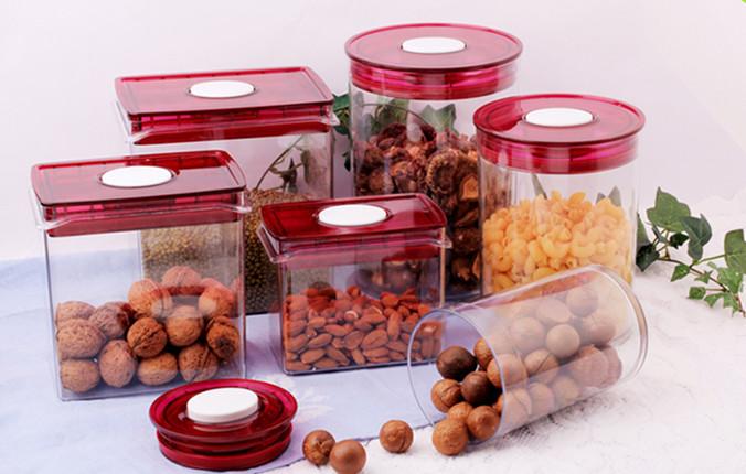 Arsto vacuum sealer can food grade airtight wholesale plastic food