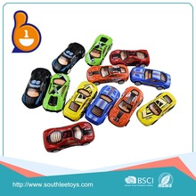 most popular items metal pull back die cast toys cars with low price