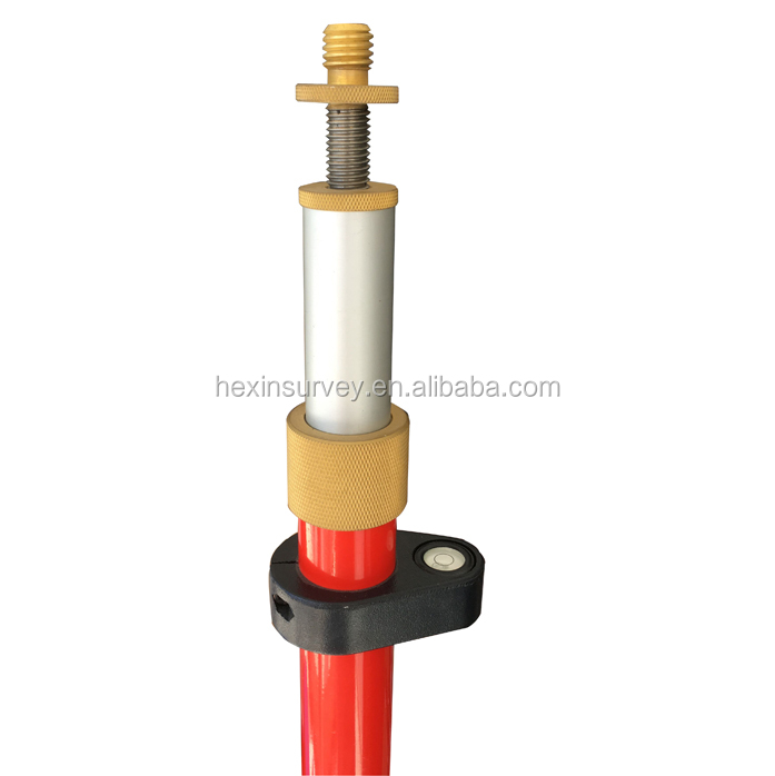 High quality Screw-clamp lock 2.6m prism pole cheapest price