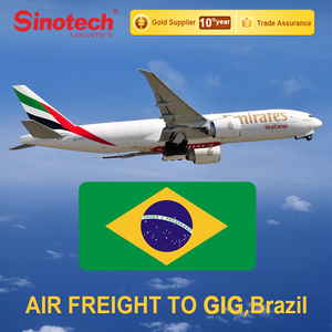Air Freight Forwarder Agent From China To Brazil Rio De Janeiro