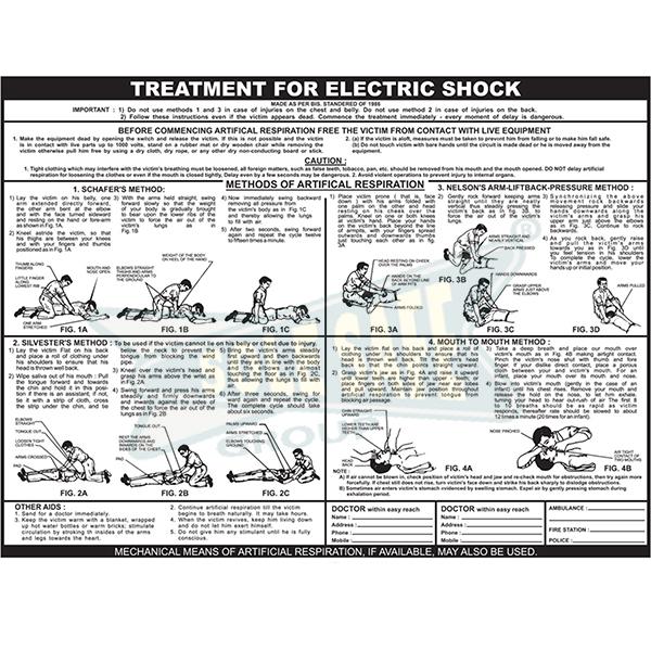 Elektrik çarpmasında ilk yardım
