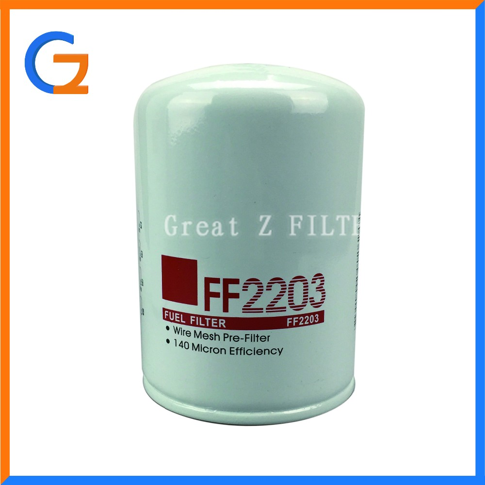 Types Of Fuel Filter Ff2203 For Cars Trucks View Great Truck Micron