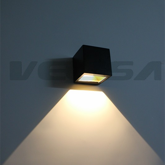 2*3w Wall Stairs Light Outdoor Wall Lighting Up Down Light