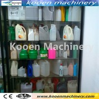 Low price small extrusion blow moulding machine