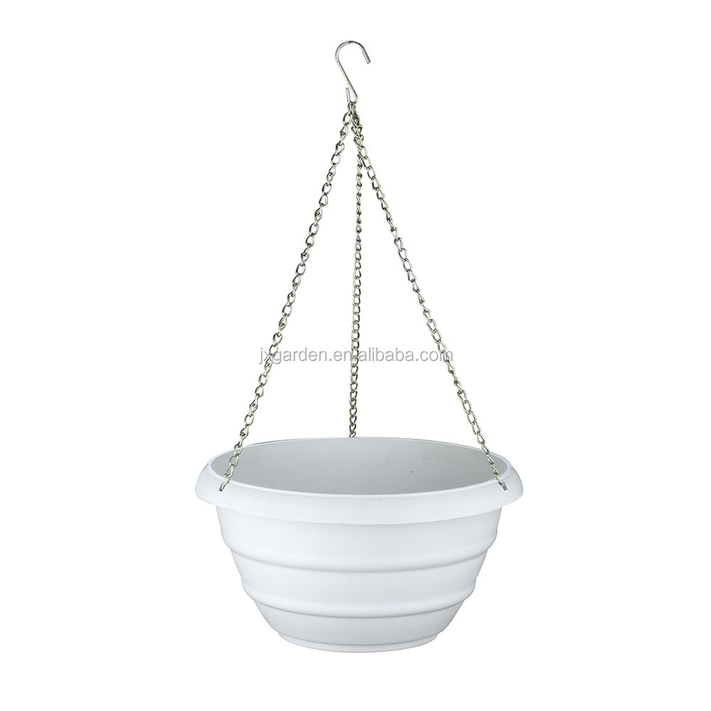 garden flower vegetable hanging basket planter indoor hanging pot