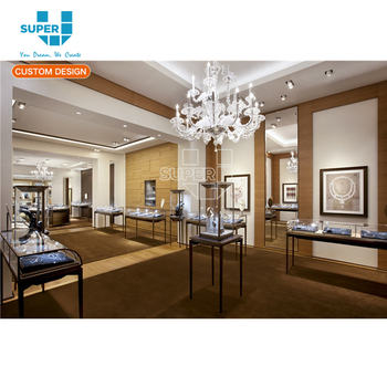 Retail Sale Merchandise Attractive Store Display Ideas Jewelry Shop ...
