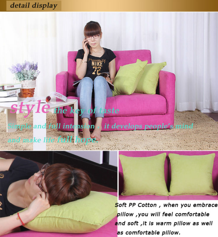 China competitive price floor sofa bed/no leg sofa bed B124, View ...