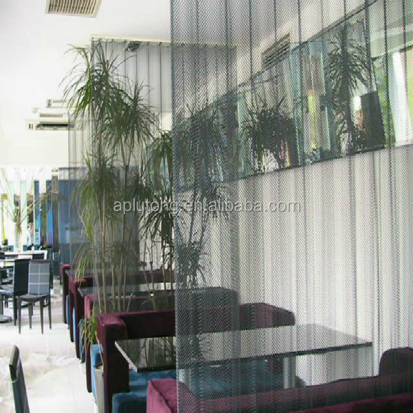 Hanging Decorative Fabric/high Tension Stainless Steel Mesh/anping ...