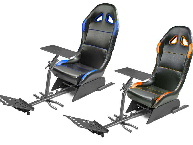 Foldable Racing Game Seat Racing Simulator Cockpit Racing