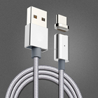 usb 2.0 type c magnetic usb data cable detachable stronger magnet cable charging for type-c