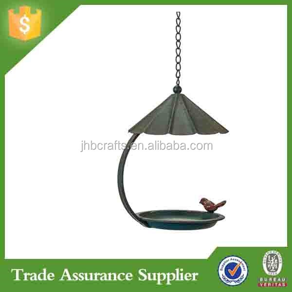 CHEAP WHOLESALE Metal Umbrella Bird Feede for sale