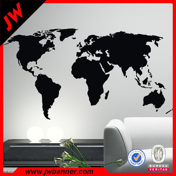 World map wall sticker wholesale wall stickers suppliers alibaba gumiabroncs Image collections