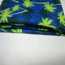 소주 <span class=keywords><strong>자유</strong></span>를 bulink Green 코코넛 Beach shorts fabric 100% Polyester plain Print Peach 피부 Fabric