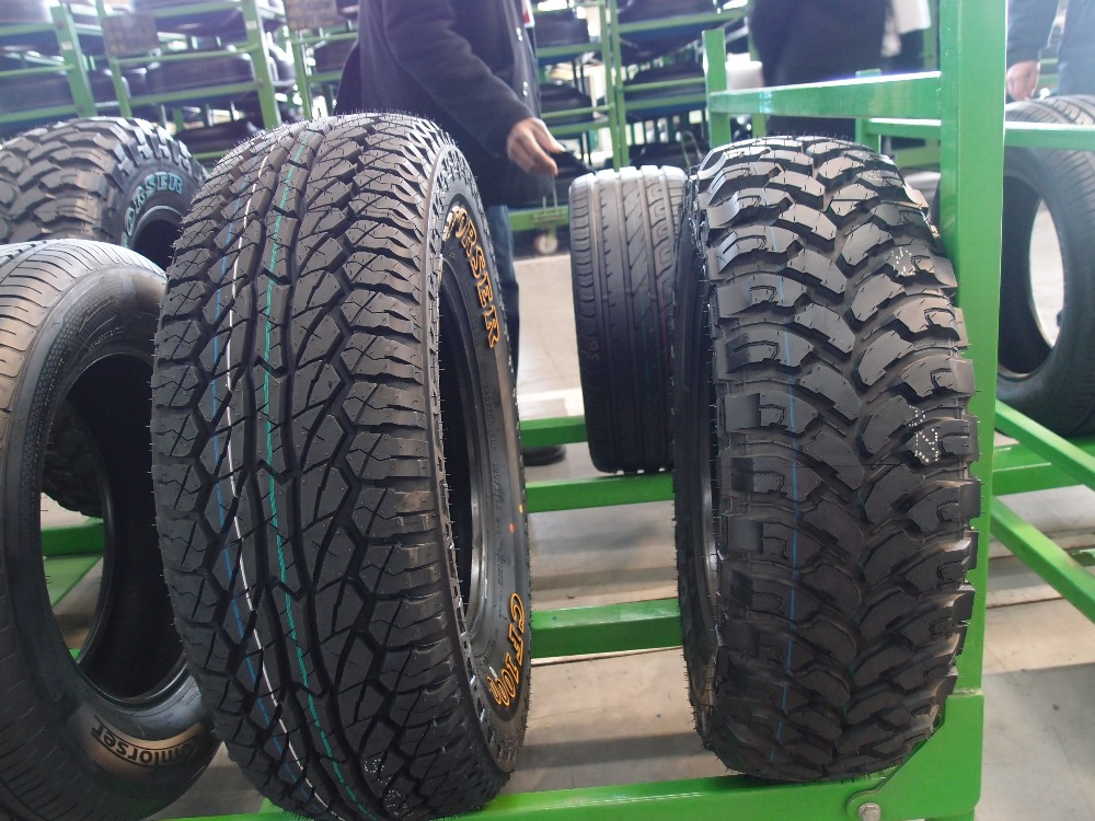 chinese tyre prices LT315/75R16 from chinese supplier