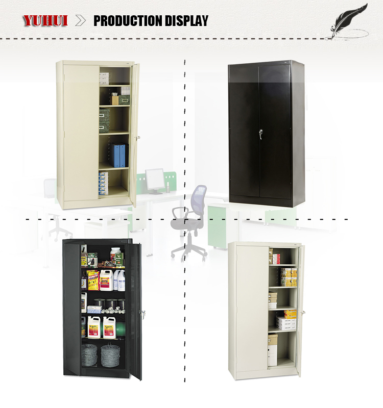luoyang yuhui garage armoire m tallique garage m tallique armoire de rangement atelier armoire. Black Bedroom Furniture Sets. Home Design Ideas
