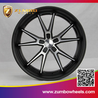 2015 ZUMBO A0033 New Design High quality Aluminum Alloy wheels for car rims