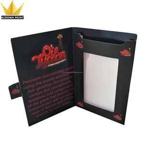 custom extractions dispensary envelopes mini packaging shatter envelope