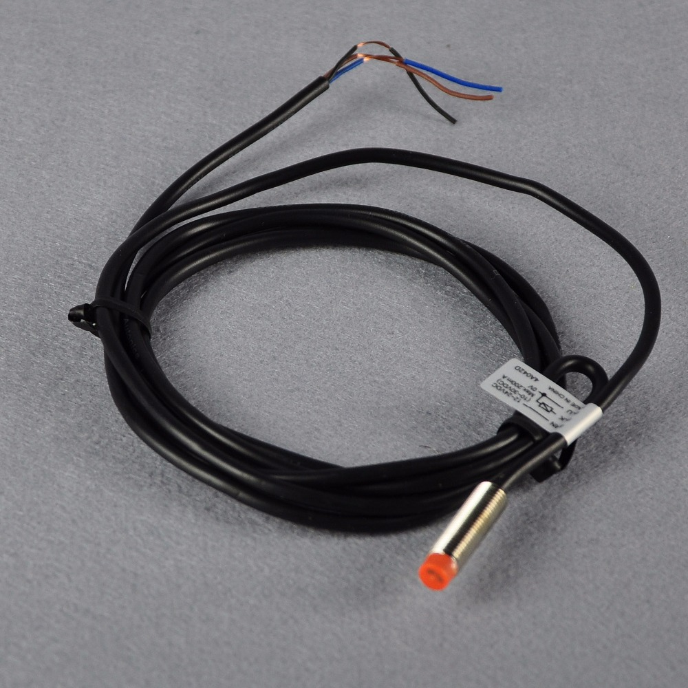 China Inductive Proximity Switch Sensor Lm8 Electronic And Manufacturers Suppliers On
