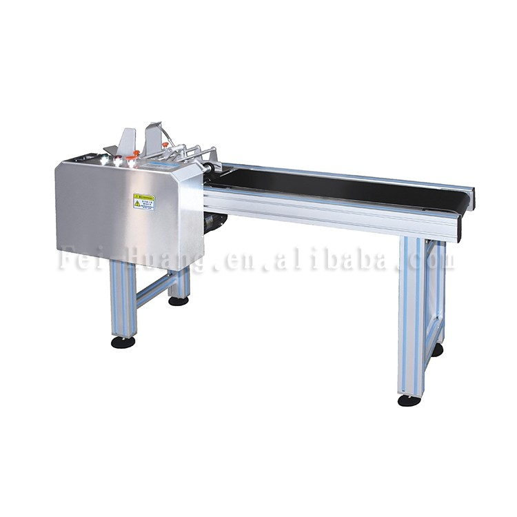 2018 Feihuang automatic date page numbering packing machine
