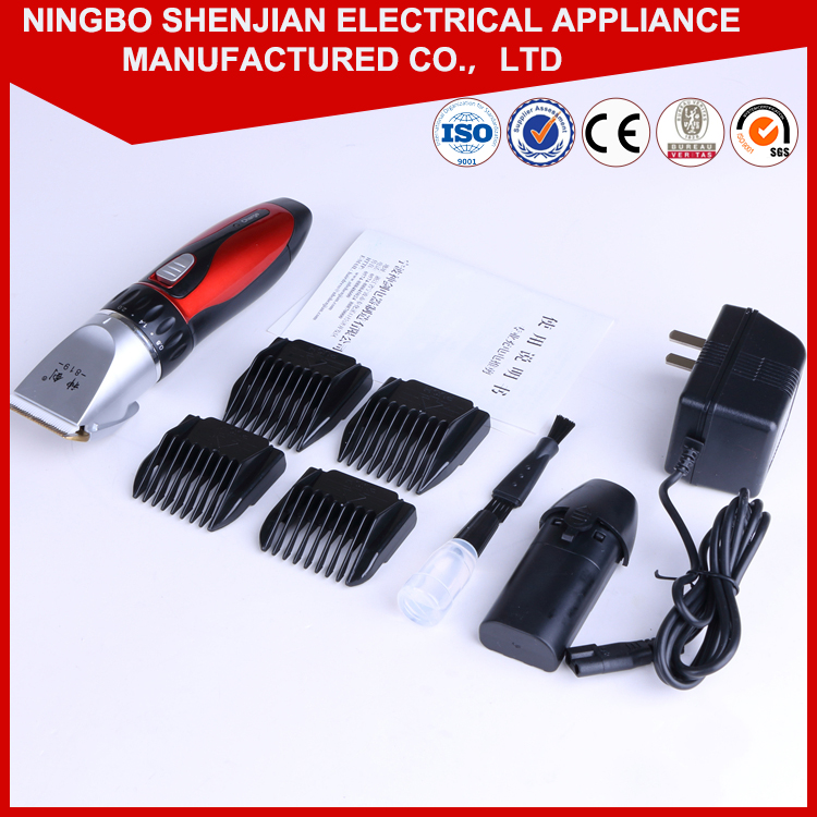 useful low price gts dingling rf-607 hair clipper hair trimmer