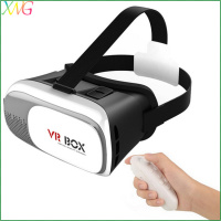 Brand new headset box bluetooth xnxx google 3d virtual reality glasses with CE certificate