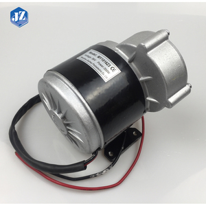 Permanent Magnet DC Brushed Motor MY1016Z3 350W 36V Electric Tricycle Accessories