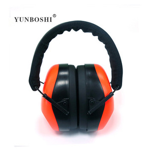 Hot Sale Safety Foldable Ear Mufflers For Adult