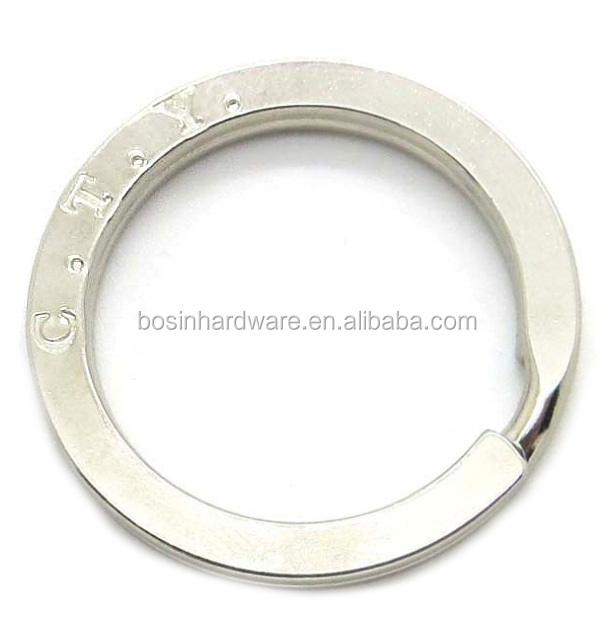 Wholesale Metal Split Rings More sizes 4-16mm silver gold copper bronze