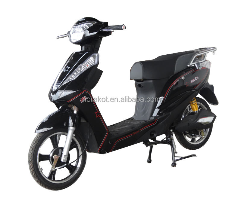 Road Legal Electric Scooter Bike With Pedals 48v 200w 30km