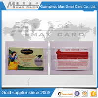 Professional supply branded scratch cards/scratch card printing company
