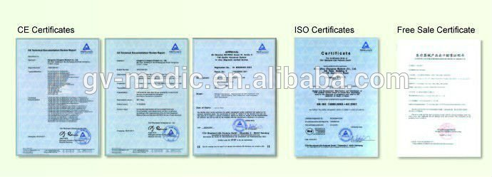 High Quality CE/ISO Approved 5 Parameters Urinalysis Test Strips