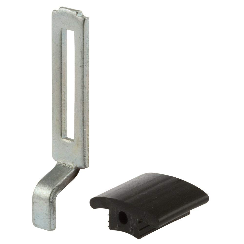 Prime-Line Products A 166 Screen Door Strike and Guides, New Style Columbia, 1 Set
