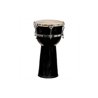 Professional musical instruments wooden hand drum african djembe