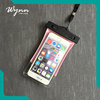 Fancy waterproof 6s case waterproof mobile pouch