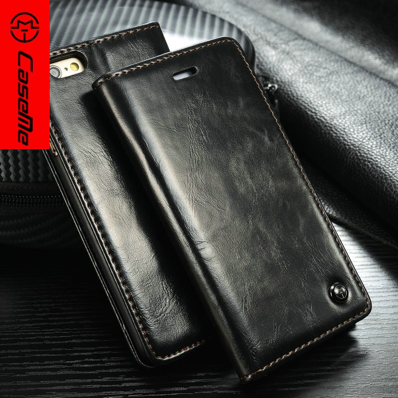 Slim Flip Case Leather Wallet Case,mobile phone case card holder for iPhone 6s