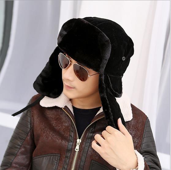 Detalle Comentarios Preguntas sobre Sombrero de aviador de invierno ... 8ac0d119a39