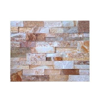 Steinmauer Wandverkleidung hs-zt052 3d dekoration steinmauer panel/außenwand stein