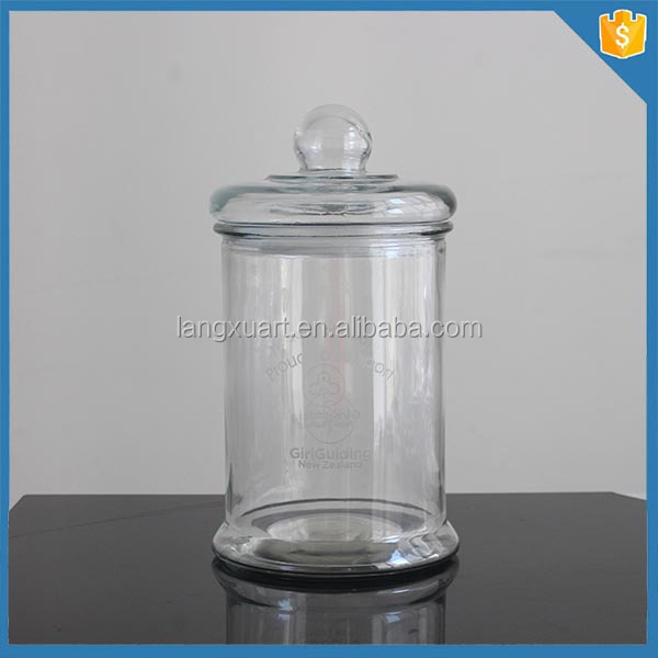 China Factory Large Gl Apothecary Jars Whole Product On Alibaba