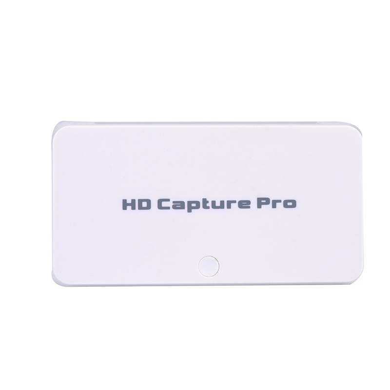 ezcap295 1080P HD Video Capture Pro Save it to HDD Support Playback Watermark Schedule bitrate resolution Splite/un-splite etc