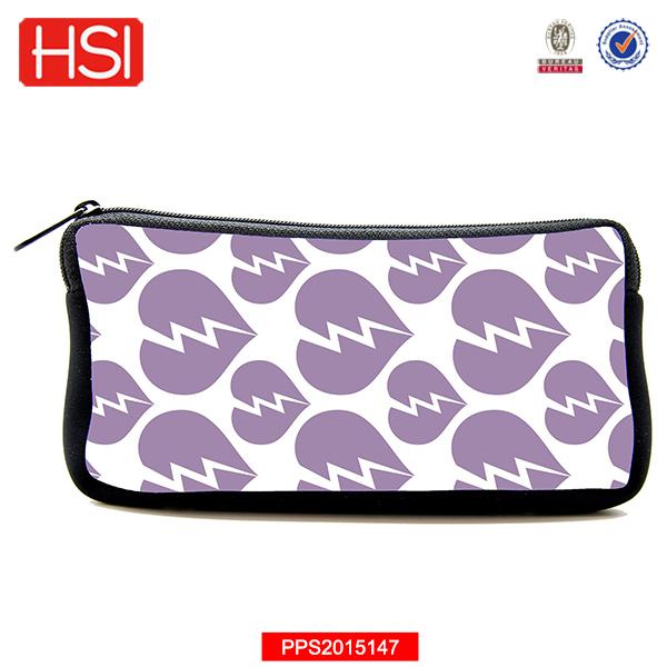 2016 New Design Broken Love Purple Eva Rectangle Pencil Case ...