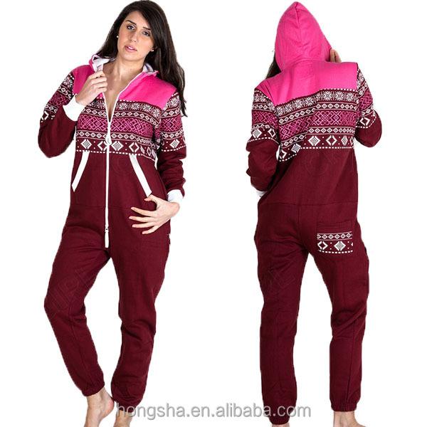 Adult One Piece Pajama 92