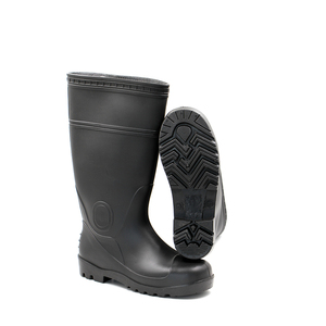 ade57837447 high PVC safety wellington gumboots