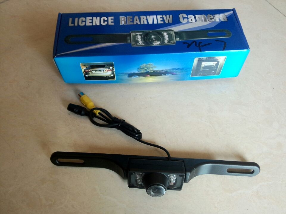 DC 12V Voltage reverse camera kit,car reverse parking camera,reversing camera type car camera
