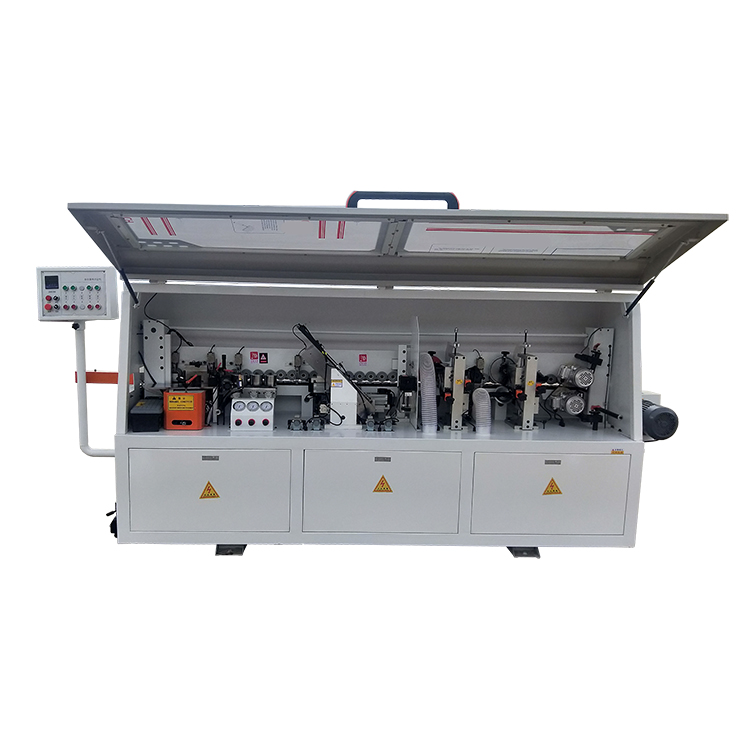 China Multiplex Houtbewerking Machines Edgebander Trim Edge Banding Machine