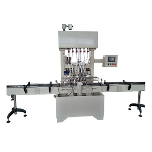 Automatic liquid potassium nitrate filling machine filling line