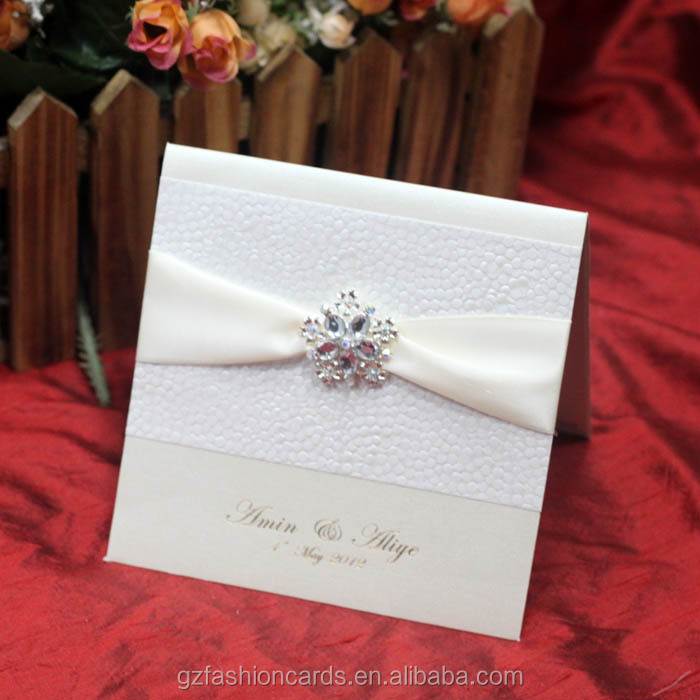 2014 Royal Indian Engagement Invitation Cards With Buckle And – Engagement Card Invitations
