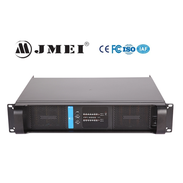 Fp14000,Stereo 7000w Fp14000 Power Amplifier