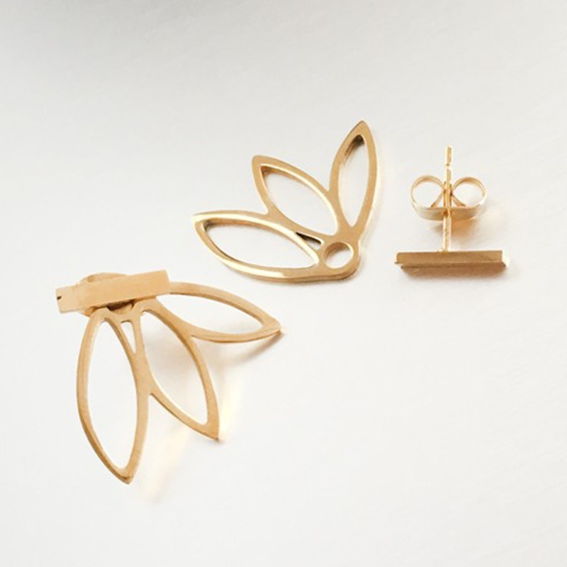 dubai gold jewelry earring simple gold earring designs for women ...