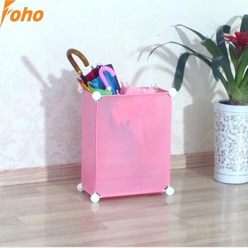 Umbrella holder storage container with plastic material (FH-AW0122)